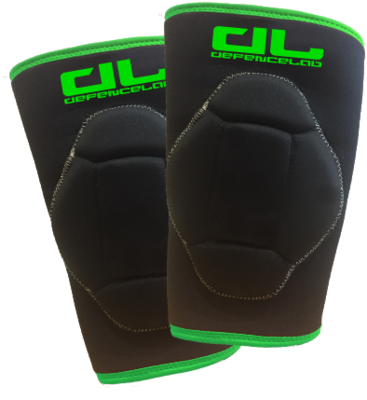 DL Knee pads (CLEARANCE)