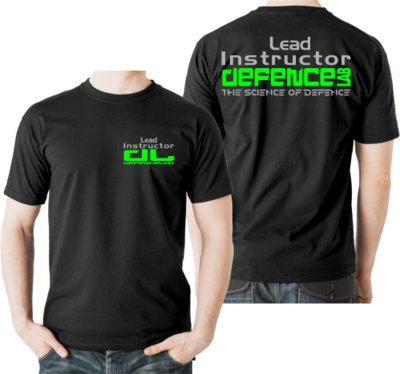 DL Lead Instructor T-shirt (Female Fit XL) - CLEARANCE