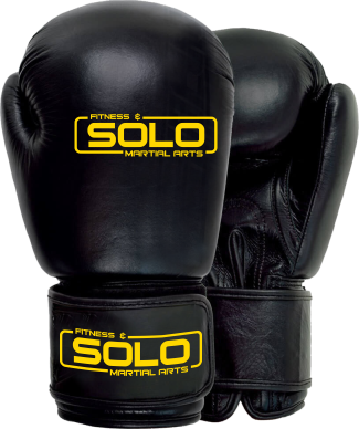 Solo Basic Boxing Gloves