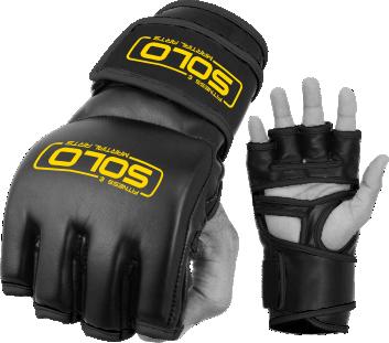 Solo Basic MMA Gloves