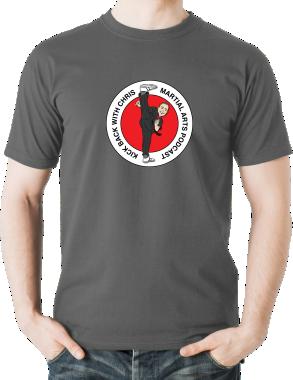 Kick Back Podcast T-Shirt