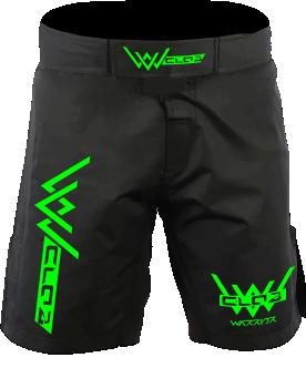 DL Warrior Fight Shorts