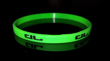 DL Skinny Wristbands