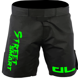 DL Street Smart MMA Shorts