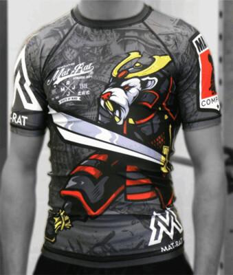 MatRat Rashguard RONIN Samurai