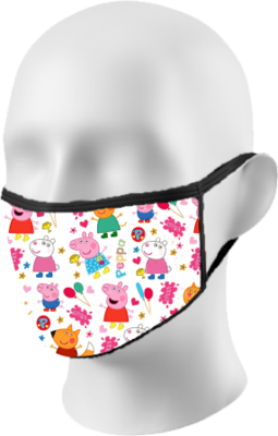 Peppa Pig Face Mask