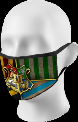 Harry Potter Hogwarts Face Mask