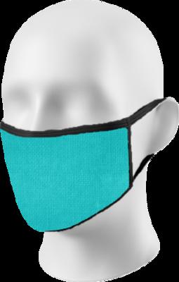 Aquamarine Face mask