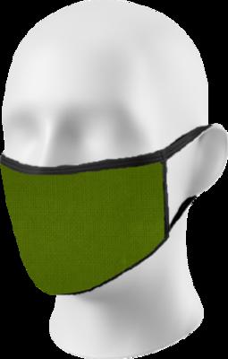 Forrest Green Face Mask