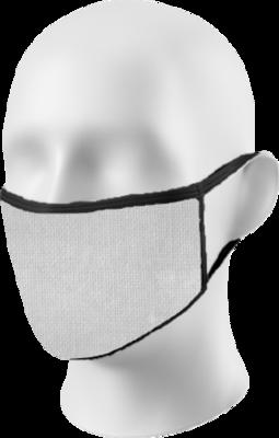 Light Grey Face Mask