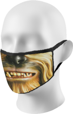 Star Wars Chewbacca Face Mask