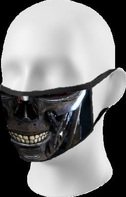 Terminator Face Mask