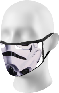 Star Wars Stormtrooper Face Mask