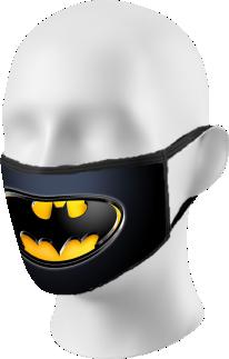 Batman Logo Face Mask
