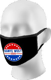 Kanye West Face Mask