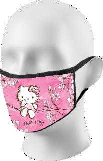 Hello Kitty Blossom Tree Face Mask