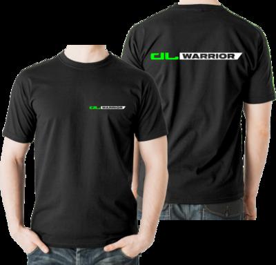 DL Warrior T-shirt
