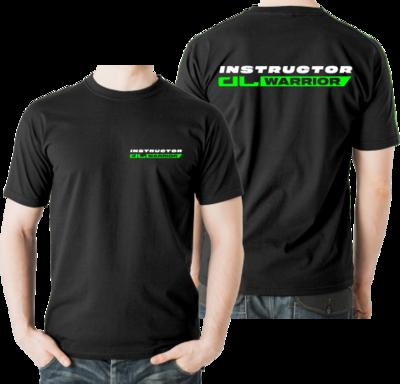DL Warrior Instructor T-shirt