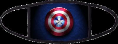 Captain America Face mask
