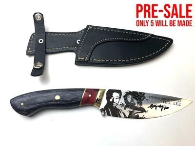 H.U. Lee Dragon Knife