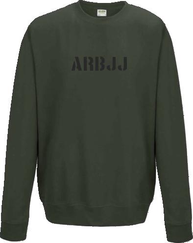 ARBJJ Army Sweatshirt