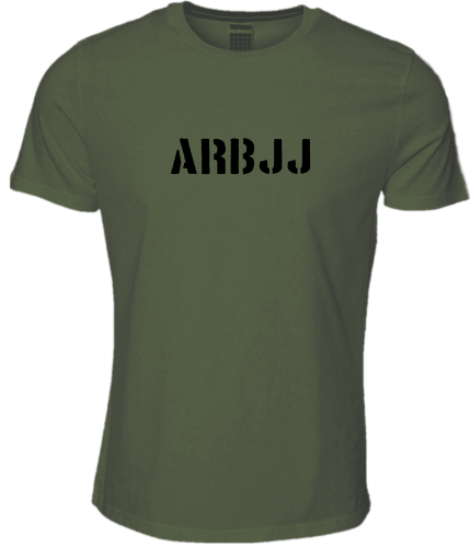 ARBJJ Army T-Shirt