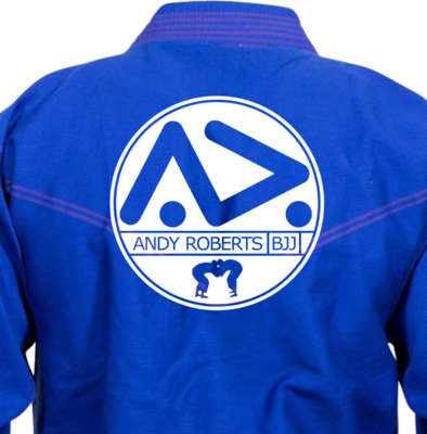 ARBJJ Printed Gi Patch