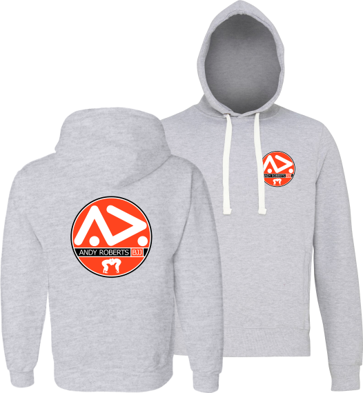 ARBJJ Colour Logo Chunky Hoodie