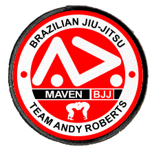 Maven BJJ Patch