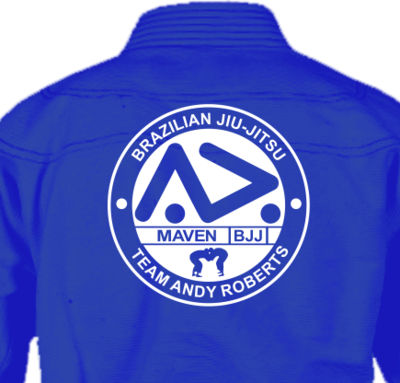 Maven Printed Gi Patch