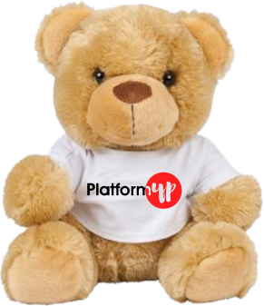 Platform YP Teddy Bear