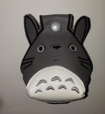 Totoro Toe guards - Handmade