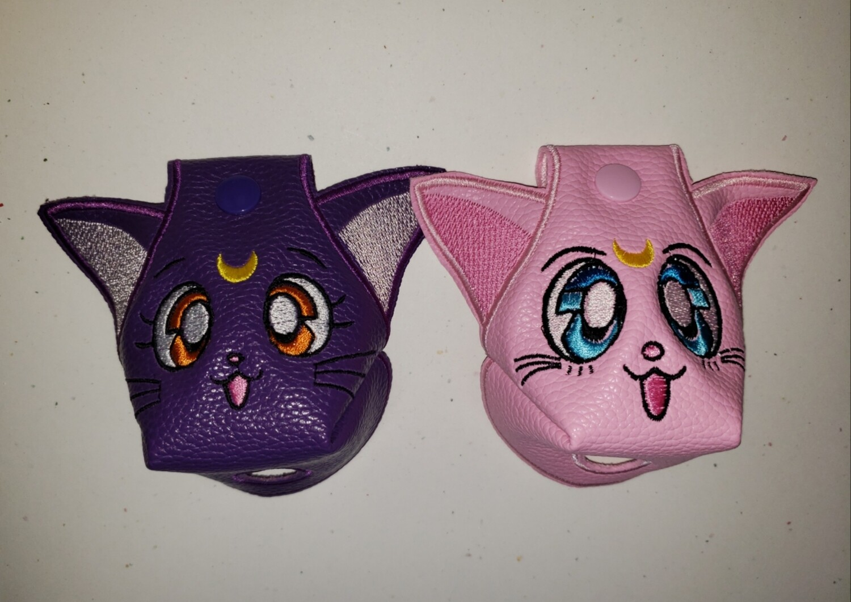 Luna and/or Artemis toe guards - Handmade