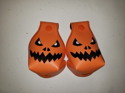 Jack O' lantern Toe guards