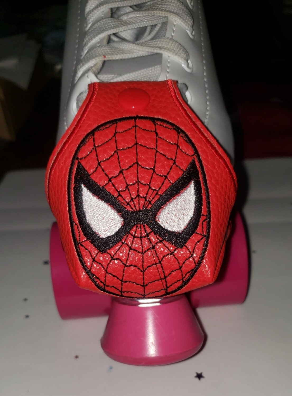 Spiderman toe guards