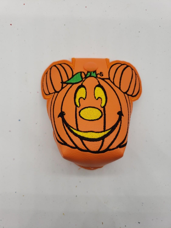 Custom Toe guards pumpkin