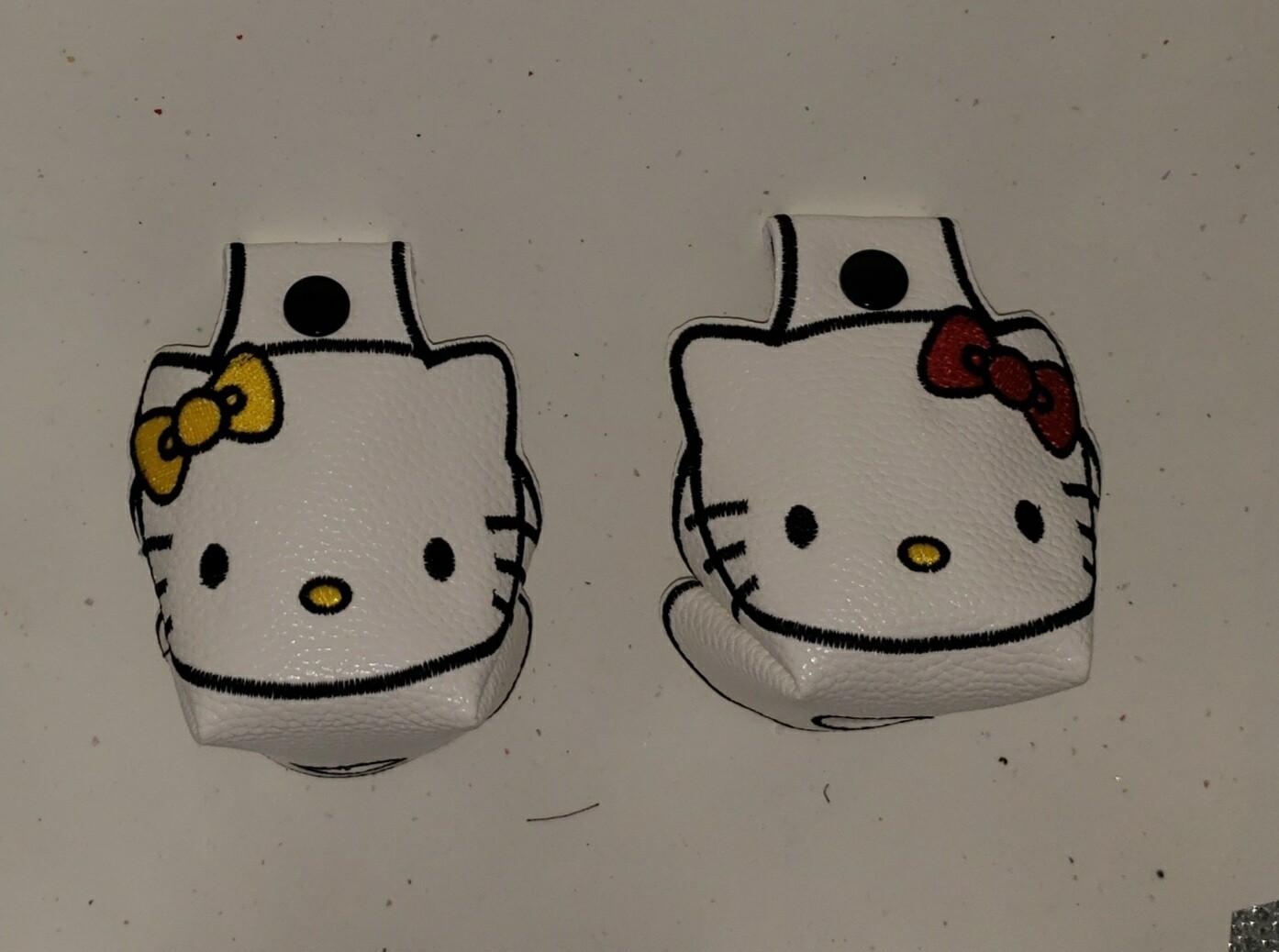 Hello Kitty toe guards