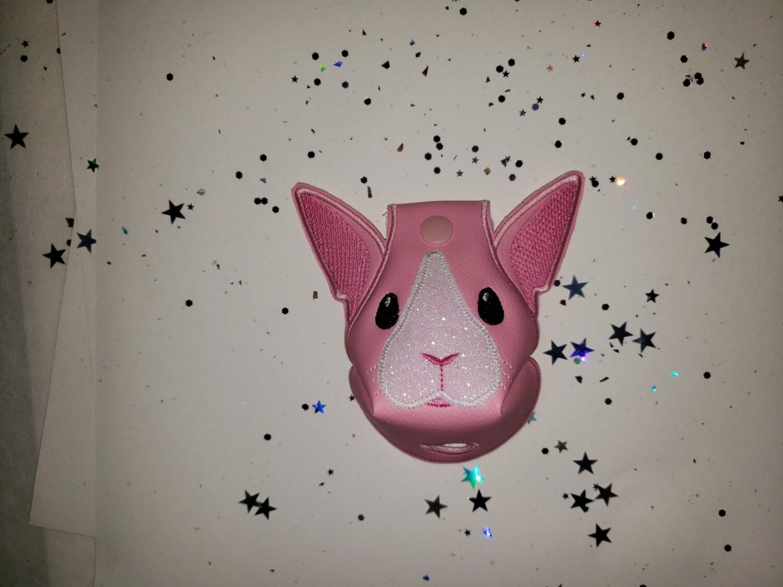 Bunny pink Toe guards rts
