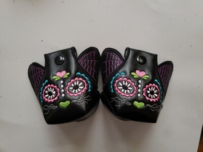 Kitty day of the dead Toe guards