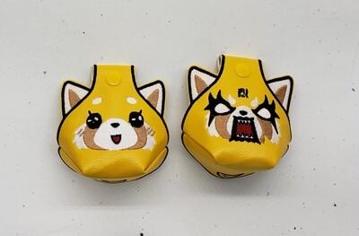 Aggretsuko (angry and cute)Toe guards