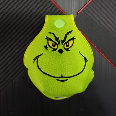 Grinch toe guards