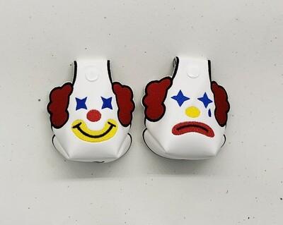 Clown toe guards