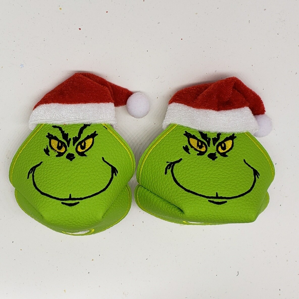 Grinch toe guards rts sm rts
