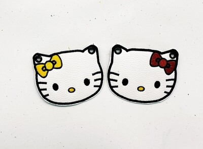 Hello kitty lace accessories