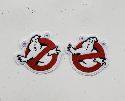 Ghostbusters lace accessories