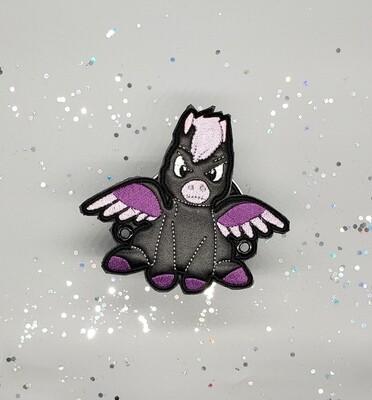 Pegasus skate/shoe lace charms