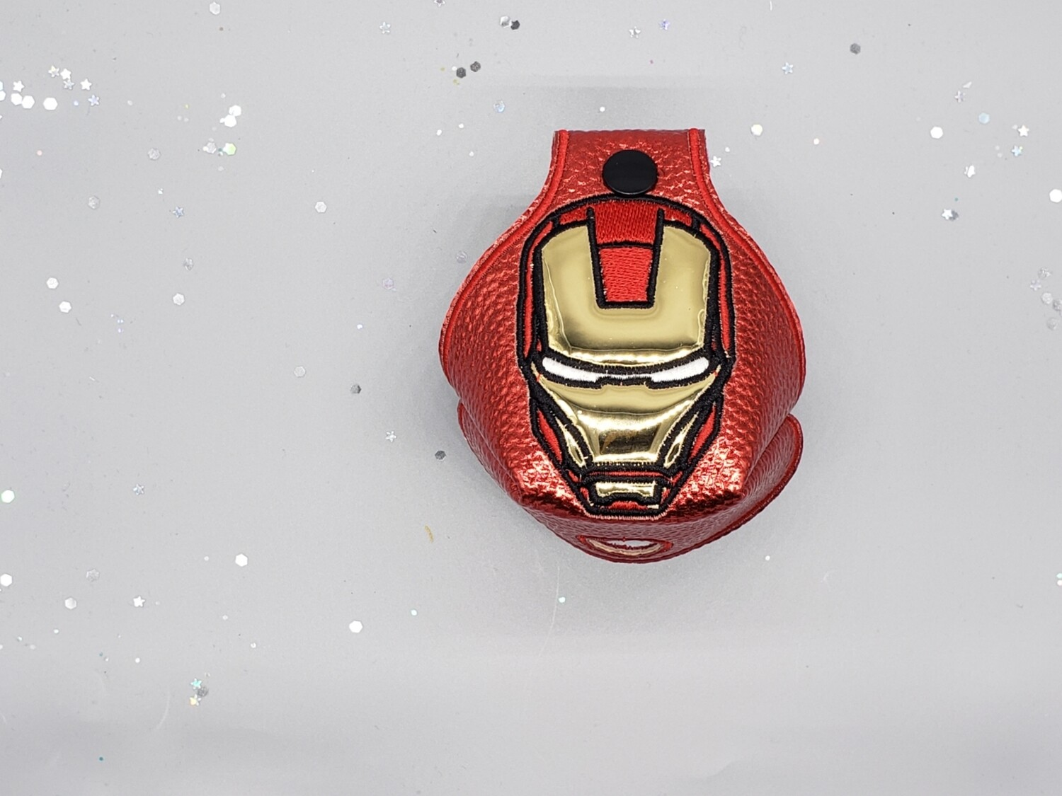 Custom order of Ironman toe guards for Amber