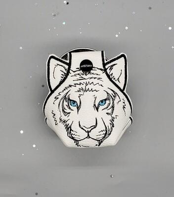 White tiger Toe guards