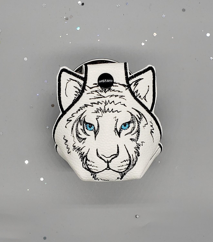 White tiger Toe guards RTS