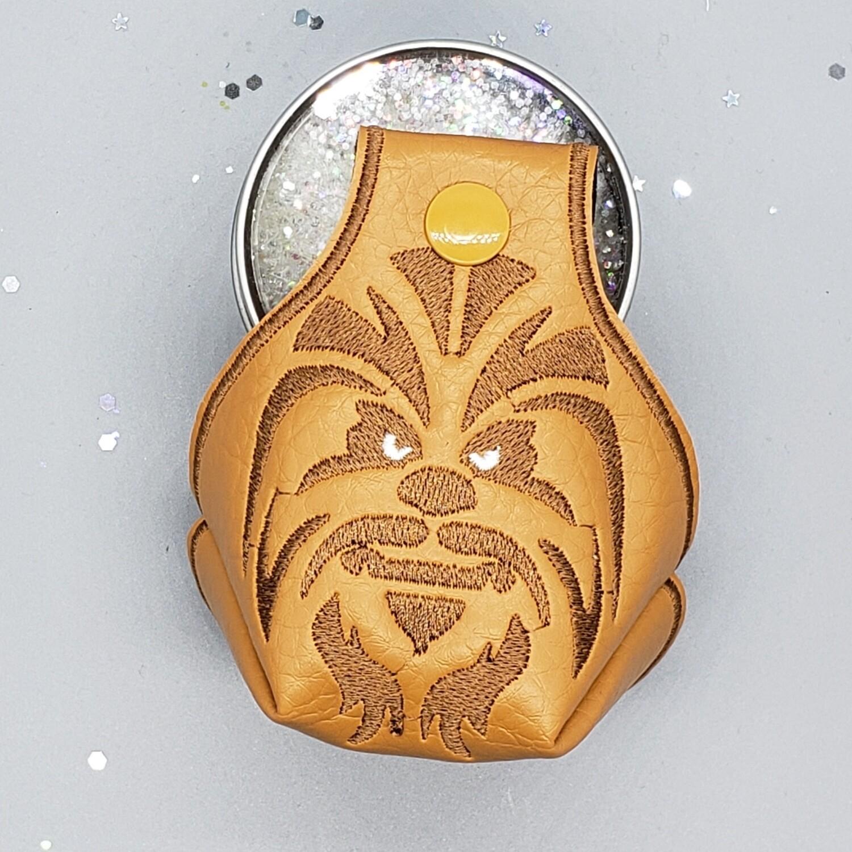 Chewbacca Toe guards - Handmade